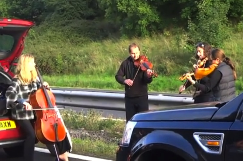Musicians on the M5