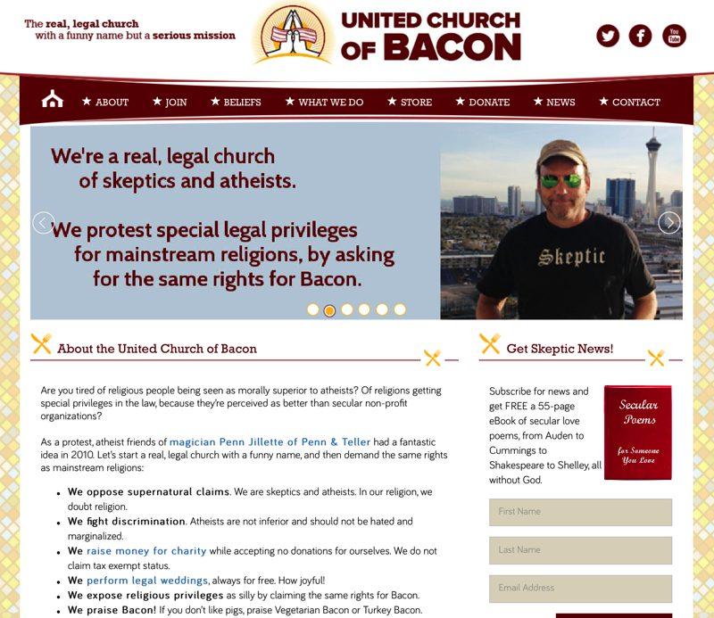 United Church of Bacon