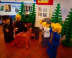 police legos